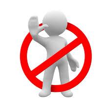 禁止されている』って英語でなんていうの? | 外資系企業で働く英語力